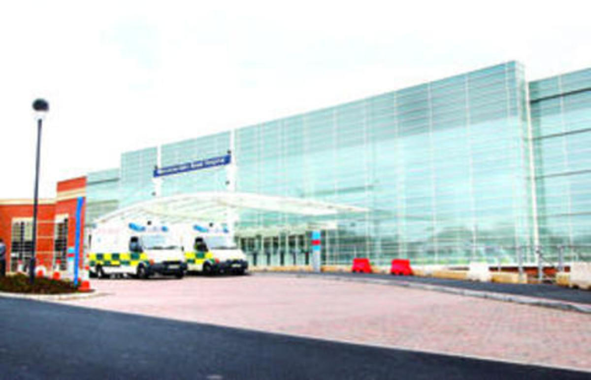 IT problems at A&E resolved