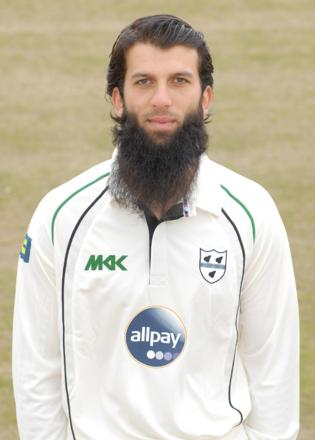 MOEEN ALI: In England Test squad.