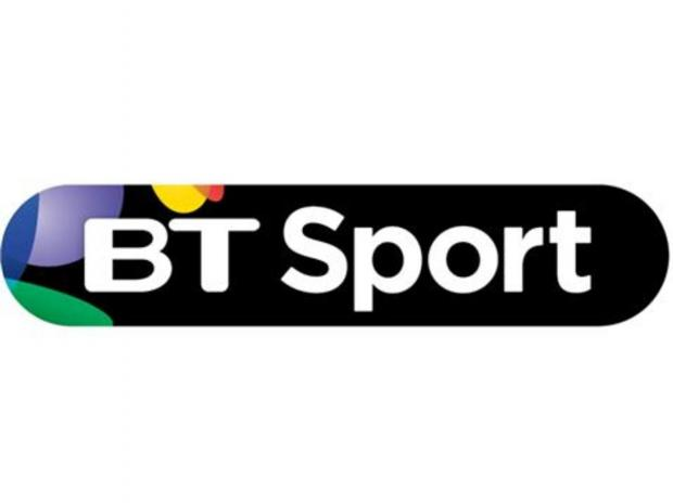 Malvern Gazette: BT Sport broadcast the Worcester versus Wasps game live