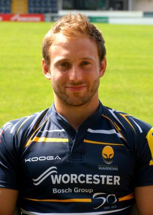 ENGLAND CALL: For full-back Chris Pennell.