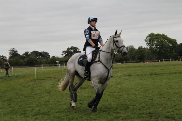 St James are riding high after fine show