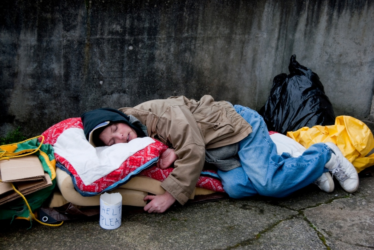 the social issues of homelessness Homelessness is not a social issue it is not a research question to be studied and it is certainly not a type of person: someone who ends up on the streets through a series of bad choices or personal flaws instead, homelessness mirrors everything that is broken in our society it reflects our.