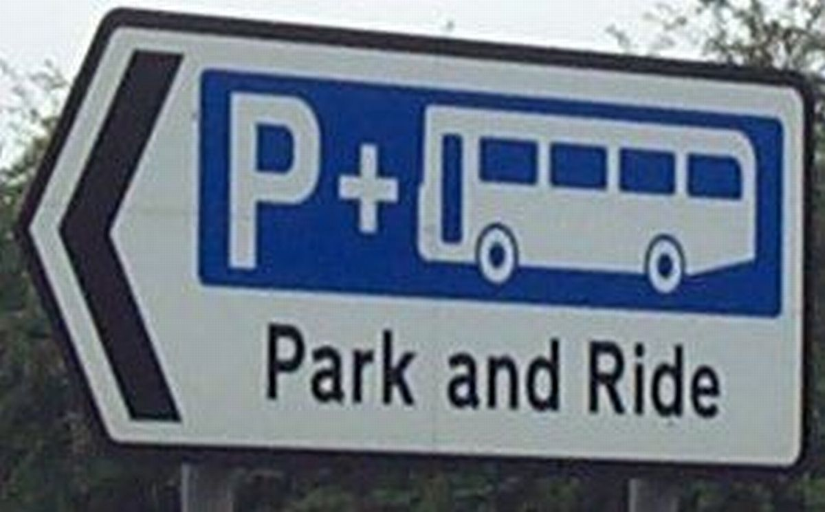 Park and ride to be scrapped