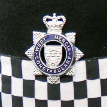 Ladder stolen from van roof in Droitwich