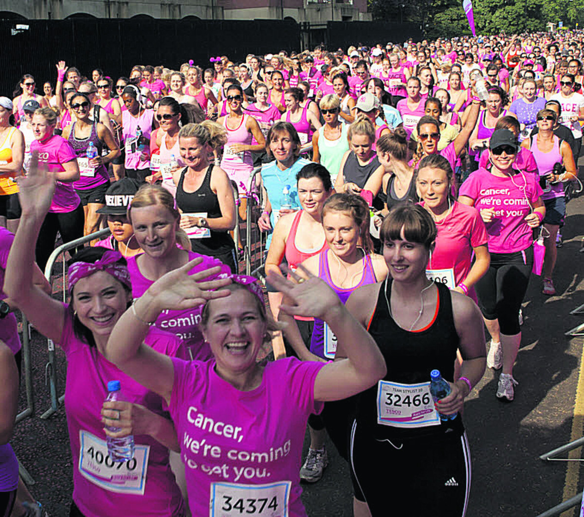 Entry opens for Worcester Race For Life