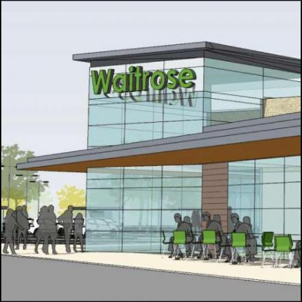 Waitrose: wants to come to Worcester's London Road