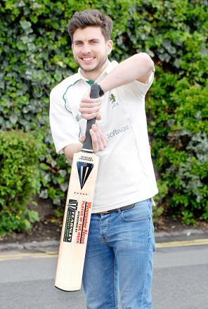 Nick Toogood - 14/05/13. Cricketer of the Week ANDY CULLEN. (3730329)