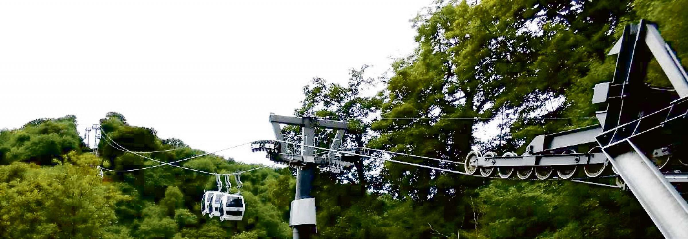 Cable car proposal could be 'silver bullet' for Malvern's economy