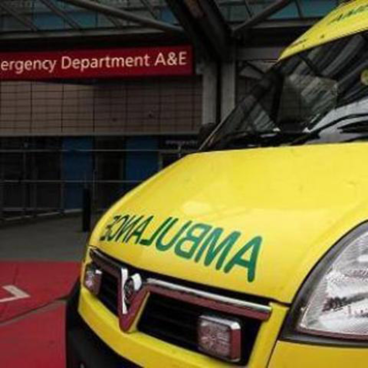 Claims patient waited more than eight hours at A&E refuted