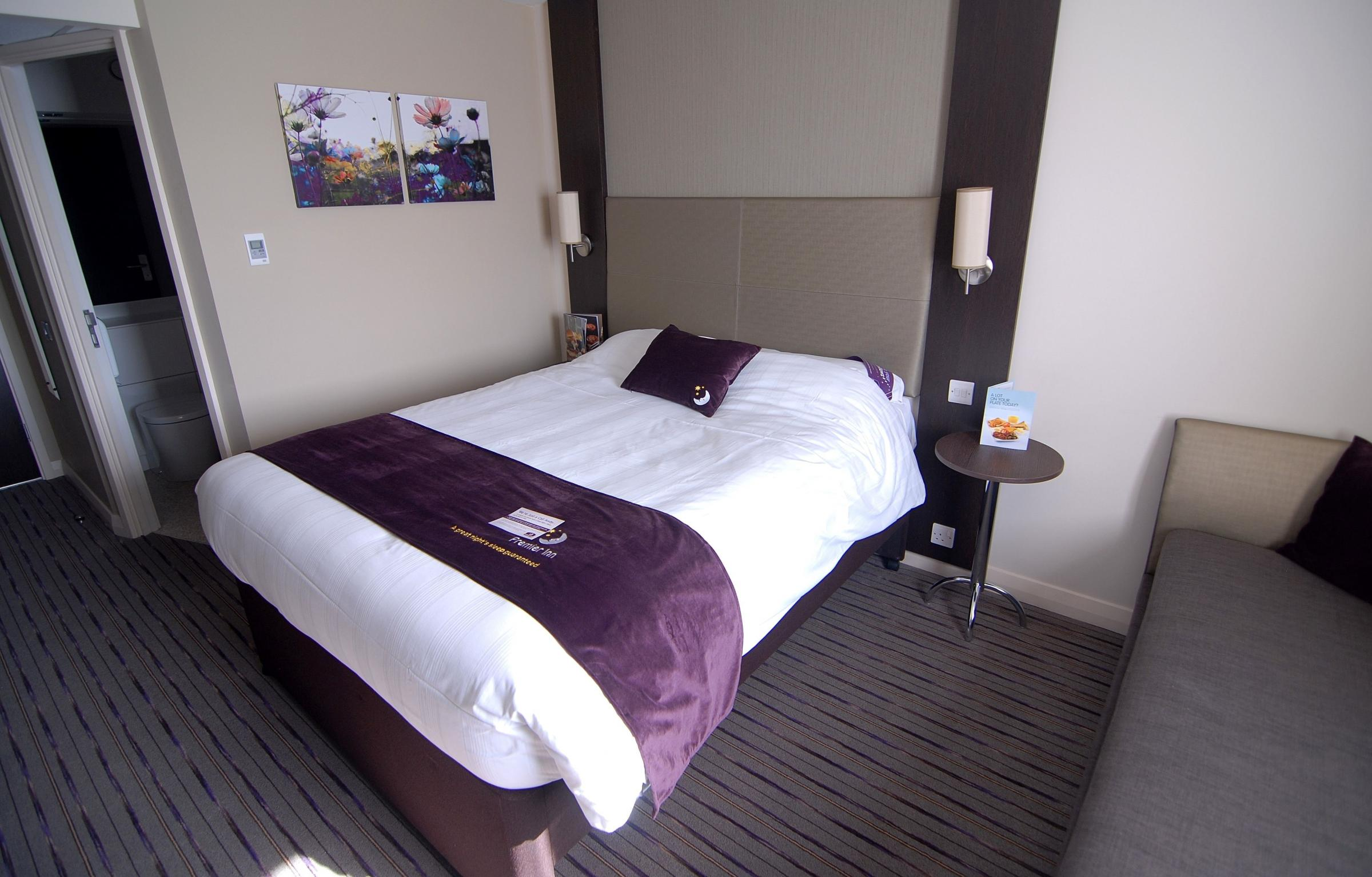 Worcester city centre Premier Inn tipped for sporting success