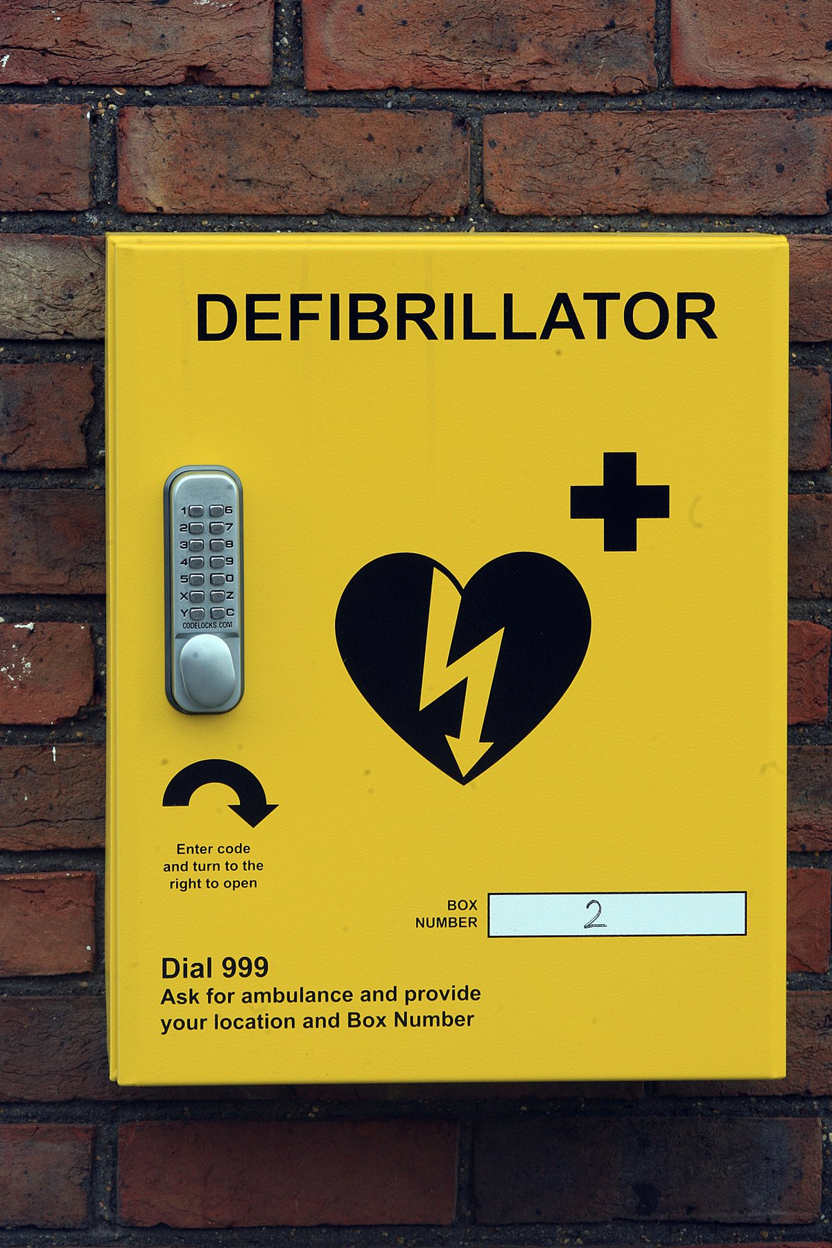 School defibrillator plan could save lives