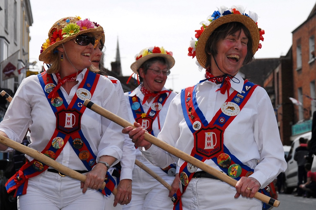 HAVING FUN: Wickham Morris