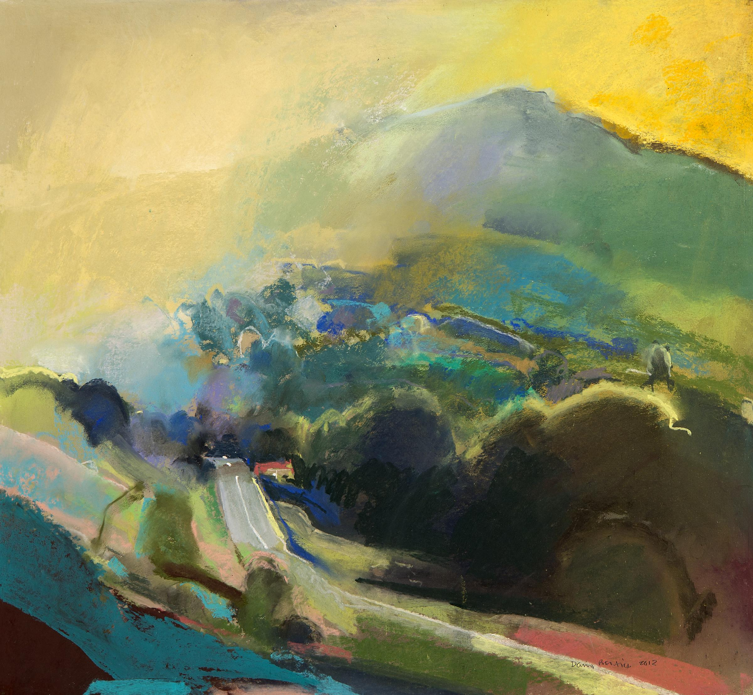 Take A Last Look at the Malverns with late artist