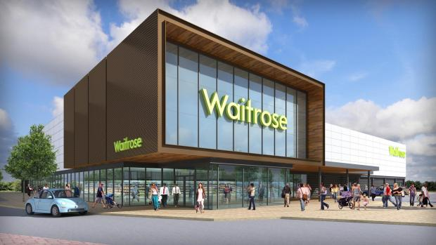 Waitrose: heading to Worcester