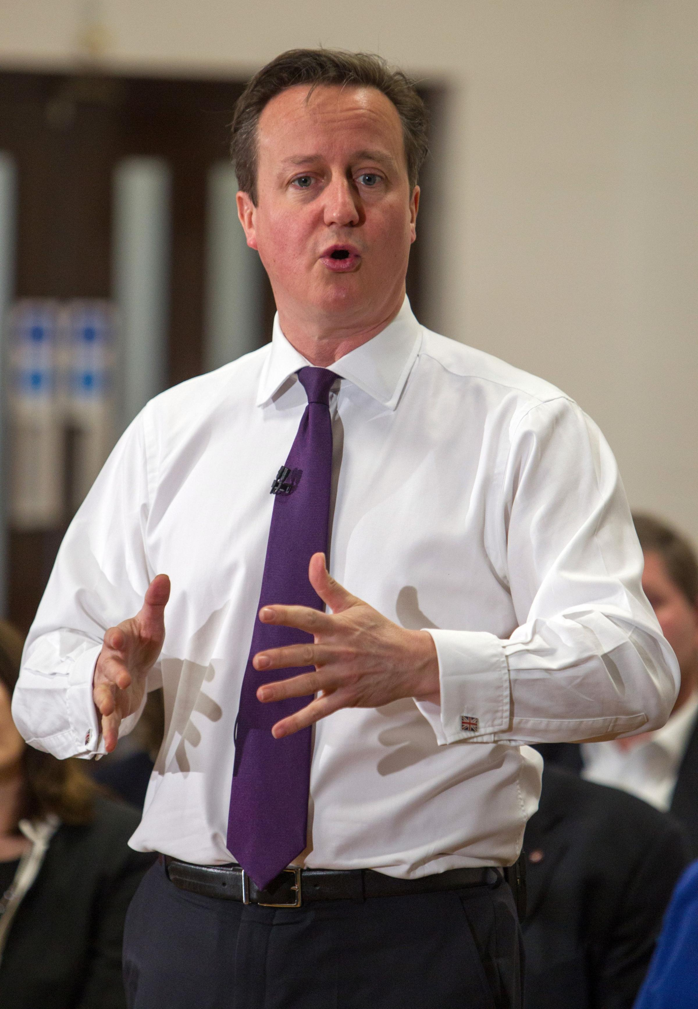 Prime Minister David Cameron says the Growth Fund is a fair deal for Worcestershire