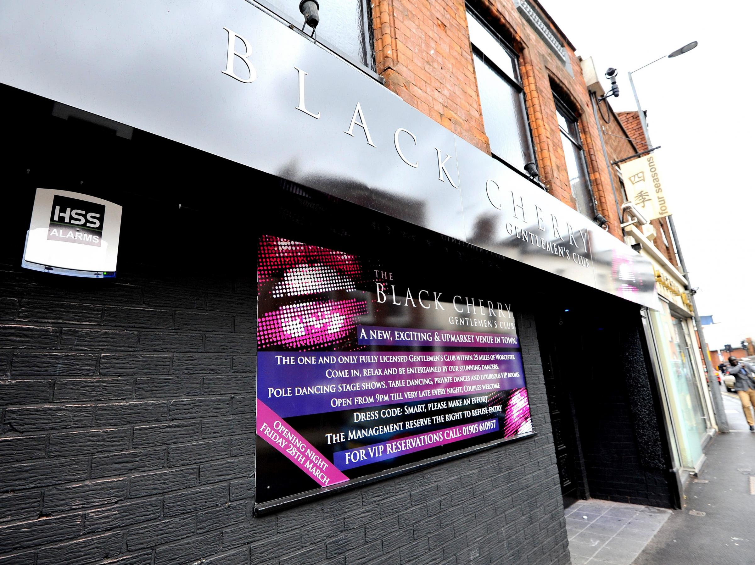 Lap-dance club in Worcester needs sex licence or will be forced to shut