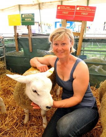 Royal Three Counties Show: the best bits in pictures