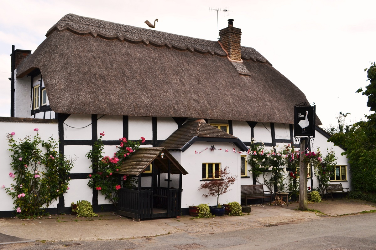 NEW OWNERS: The Swan at Birlingham