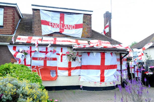 Malvern Gazette: England's World Cup defeat results in spike in 999 calls