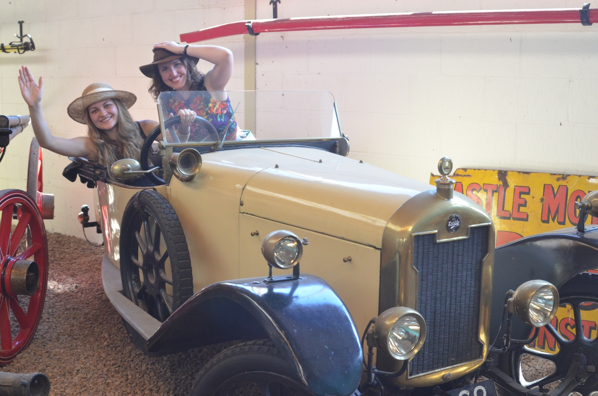 Experience history in motion at Worcestershire's County Museum