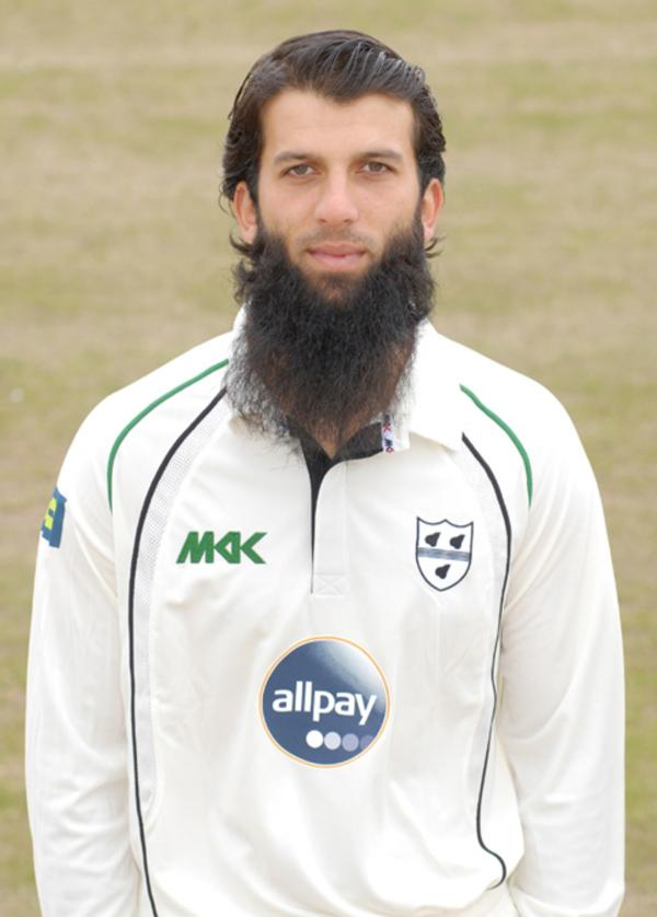 MOEEN ALI: Six wickets.