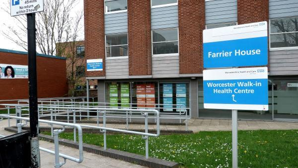 Worcester Walk-In Centre will close in August