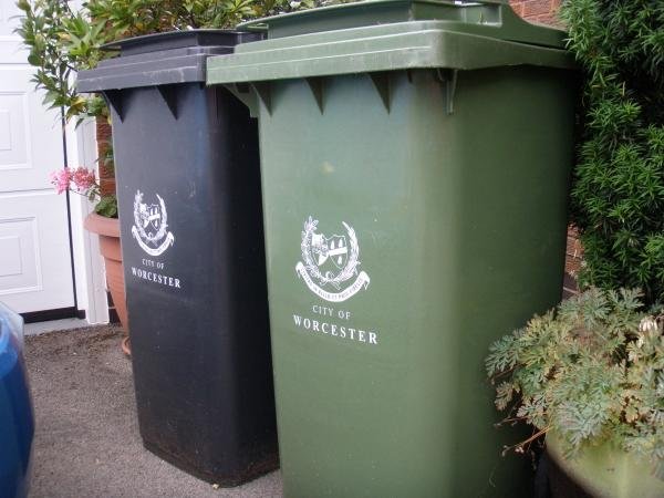 I back merging rubbish collections across Worcestershire, reveals city Tory