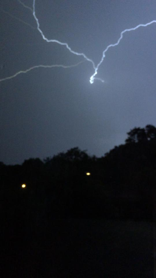 Malvern Gazette: Lightning by Luke Boulter
