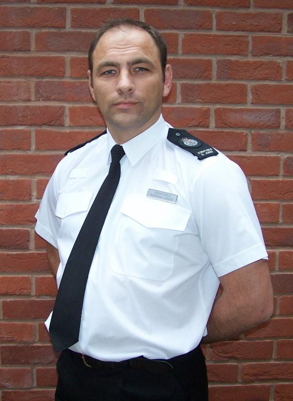 Widow speaks of devastation of losing inspirational Worcester PC