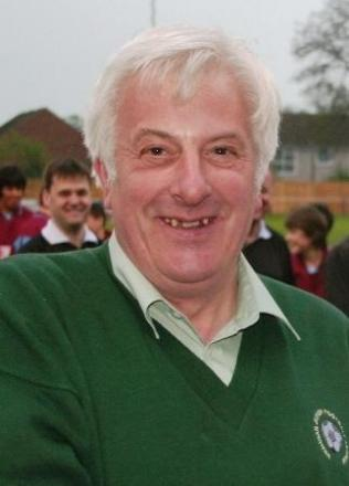 PROUD CHAIRMAN: Mercian Junior Football League chief George Silverman.