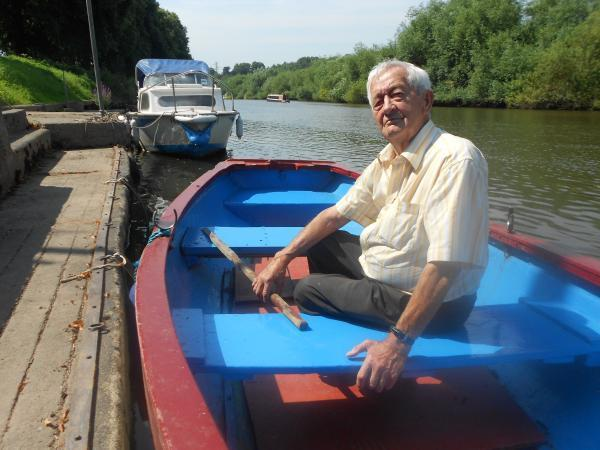 Farewell captain: Shipwright John Mo