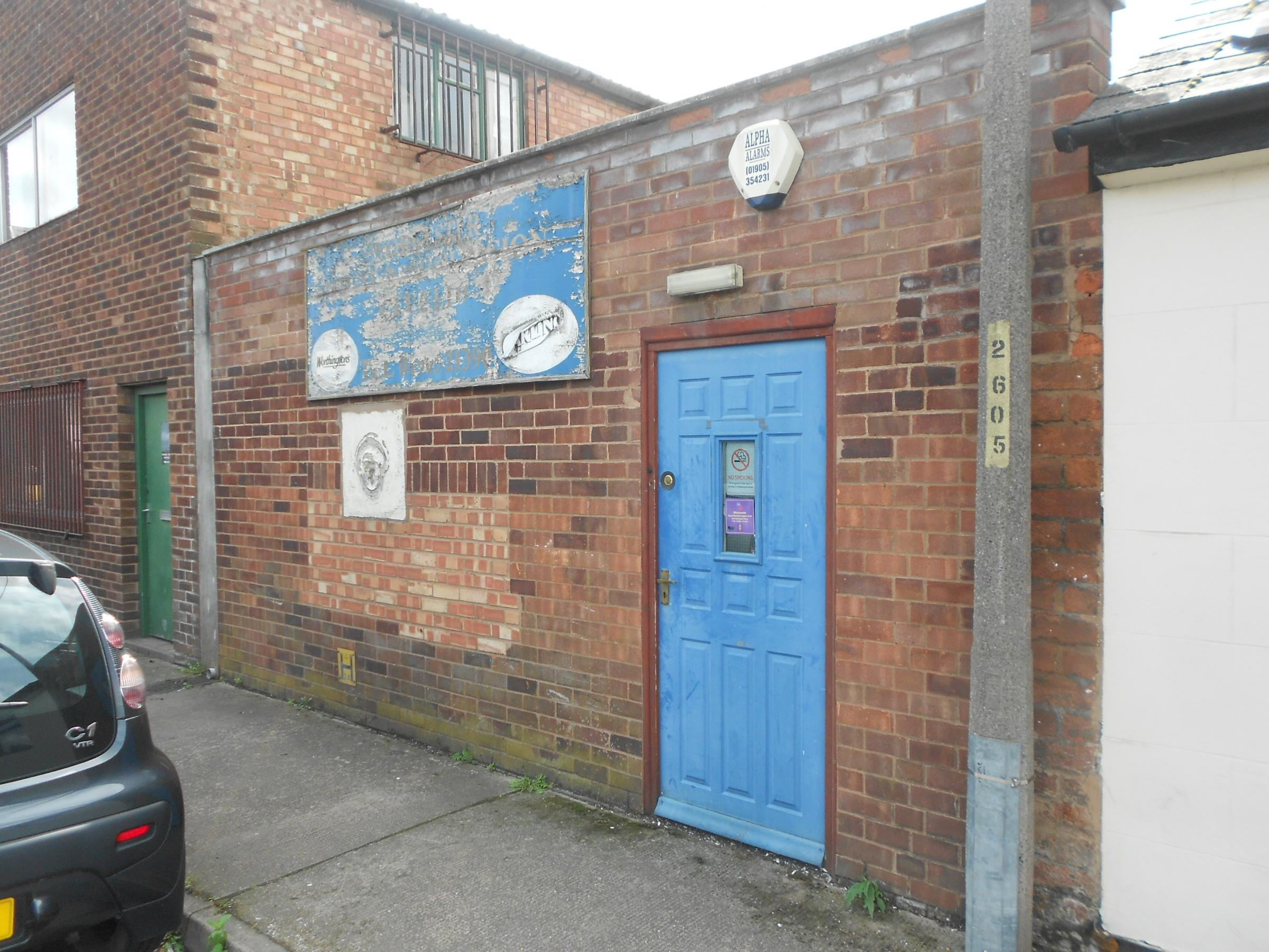 Rumours of closure surround Lowesmoor's Legion club