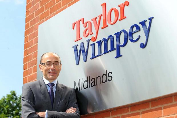 LAND: Andrew Taylor of Taylor Wimpey