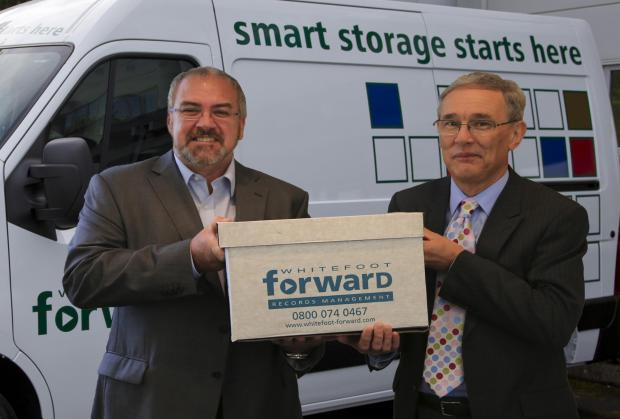 STORING: Michael Whitefoot and Colin Box