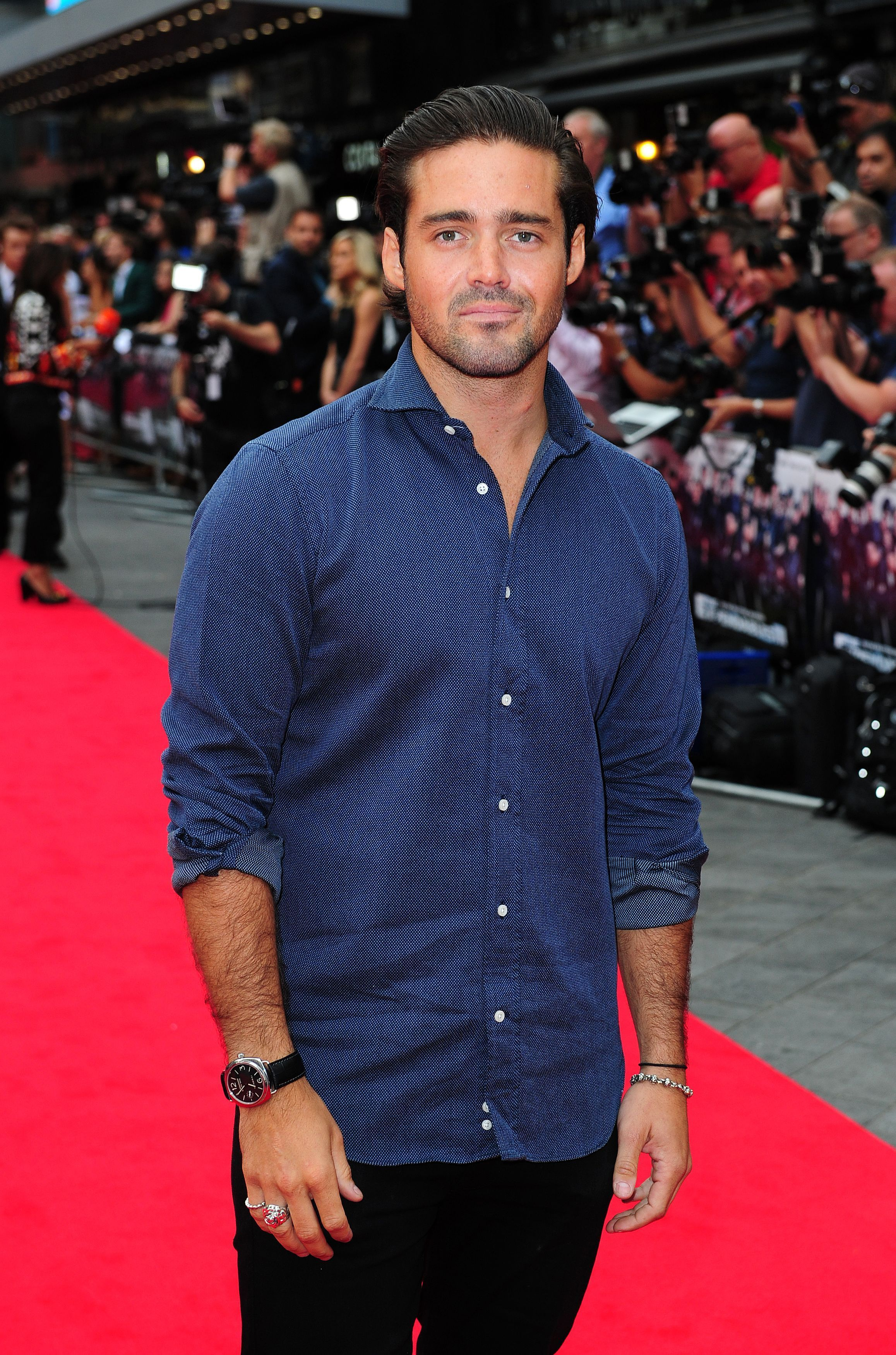 Spencer Matthews will be coming to Worcester with Jamie Laing to launch freshers week. Picture by PA Wire (s)