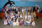 FESTIVE FUN: Somers Park Primary School's Early Years Group Nativity
