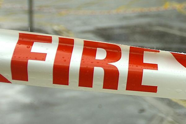 Fire in Leigh Sinton involving 100 tonnes of waste