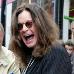 Malvern Gazette: Ozzy Osbourne crazy about new tram named in his honour