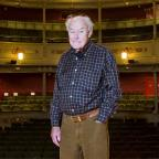 Malvern Gazette: Are theatre audiences too old? Veteran actor Timothy West thinks not