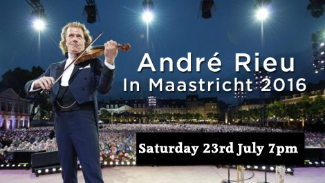 Andre Rieu Live from Maastrict