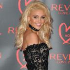Malvern Gazette: Michelle Keegan shows off her new blonde look and steals the show
