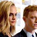 Malvern Gazette: Cara Delevingne debuts new haircut as she says she loves the Mile High Club - but she's been caught every time