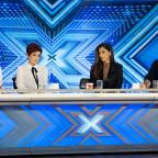 Malvern Gazette: The X Factor's old school judging panel is rocking everyone's socks