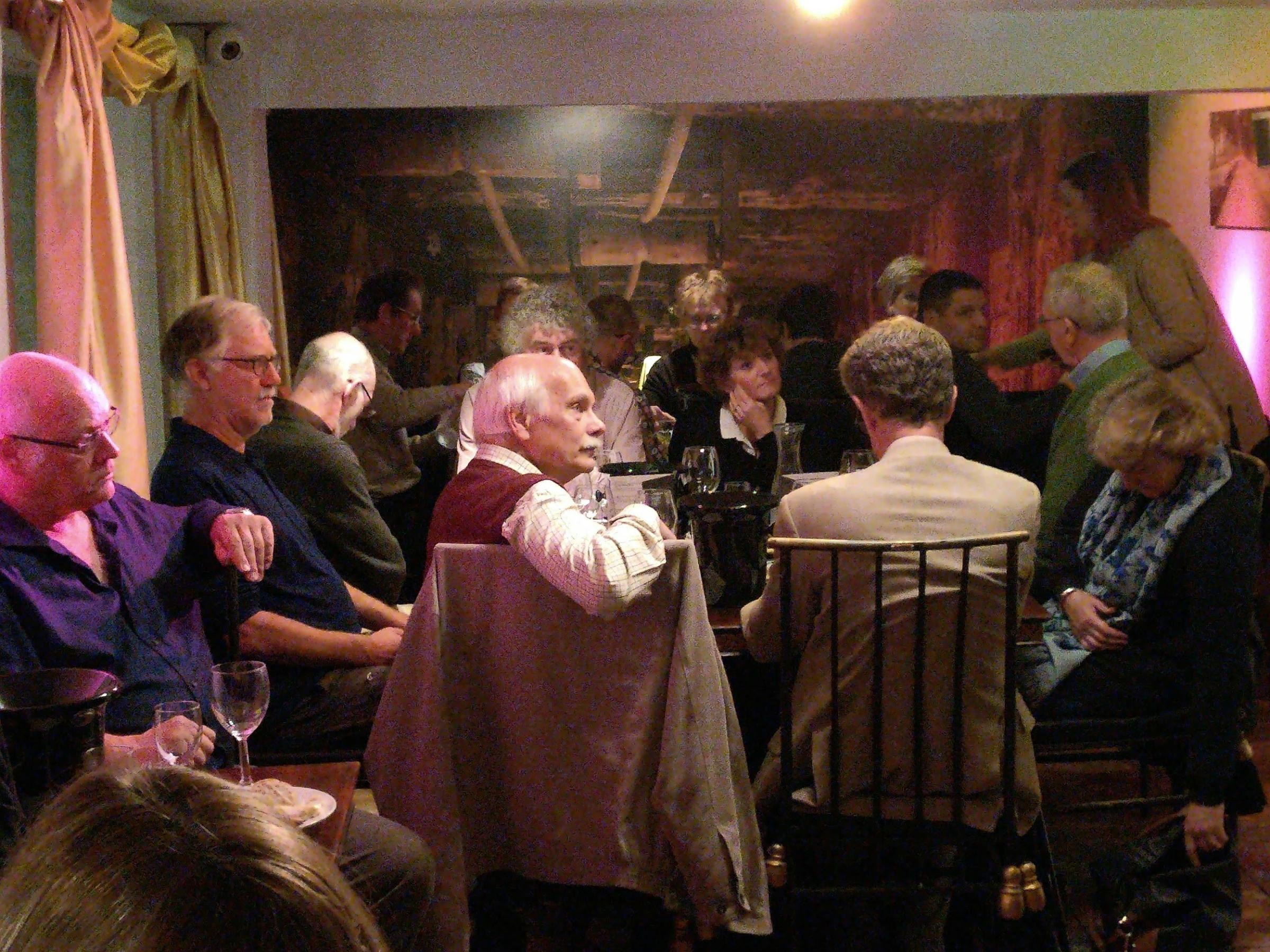 Greater Malvern Wine Society