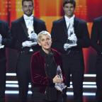 Malvern Gazette: People's Choice Awards: Ellen DeGeneres became the most decorated winner in the award show's history, plus other winners