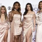 Malvern Gazette: Fifth Harmony perform as a four-piece for the first time at People's Choice Awards