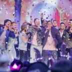 Malvern Gazette: Five To Five are crowned Let It Shine winners