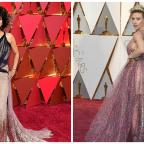 Malvern Gazette: Scarlett Johansson and Halle Berry both had major hair moments on the Oscars red carpet