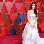 Malvern Gazette: Auli'i Cravalho battles through Oscars performance despite being hit by flag