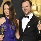 Malvern Gazette: White Helmets producer describes only British Oscar win as 'bitter-sweet'